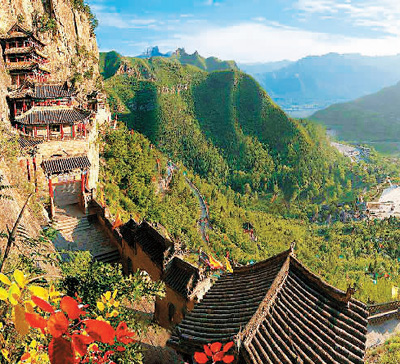 邯郸创建国家全域旅游
