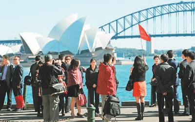 中国人赴澳消费超百亿澳元