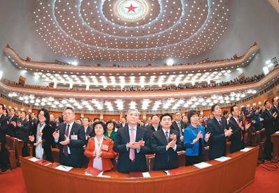 全国政协委员为国计民生建言献策