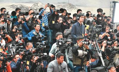 看东方:世界目光聚焦中国