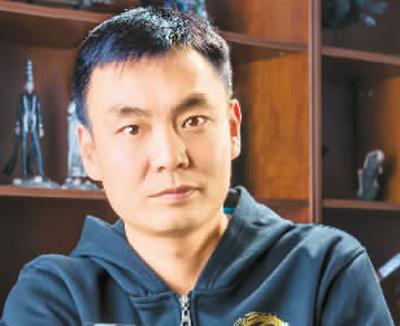 张轶弢:国产3D动画系统开拓者