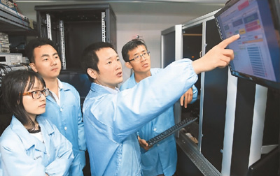 中国科学家制备出大规模光量子计算芯片
