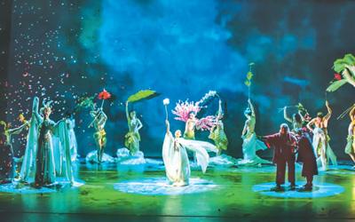 舞剧《二十四节气》亮相渥太华