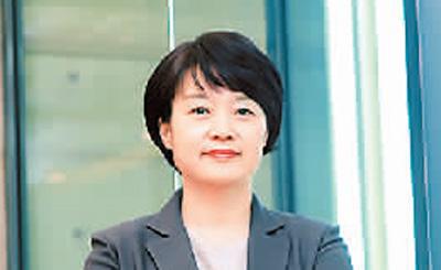 韩成淑:韩国科技企业女当家