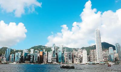 """香港各界守望新一轮""""黄金40年"""""""