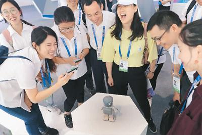 人工智能,中国创新新标签