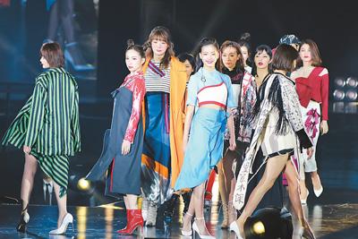 亚洲时尚 闪耀台北