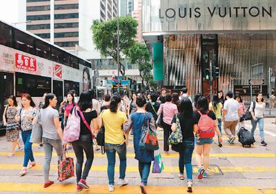 """""""一桥一铁""""创造香港旅游新模式"""