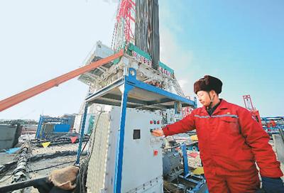 新疆油气勘探获重大突破