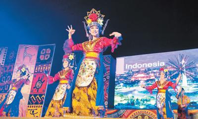 阿斯旺国际文化艺术节举行
