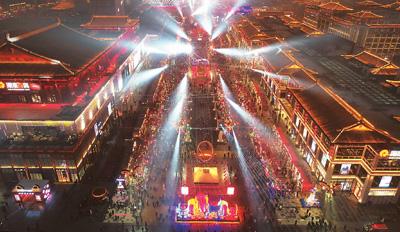 全年持續出游熱 中國旅游市場淡季不淡