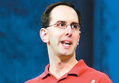 bob官网:钟情红衫的微软高管:斯科特·格思里
