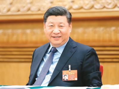 习近平:像为大陆百姓服务那样造福台湾同胞哈辛考尔