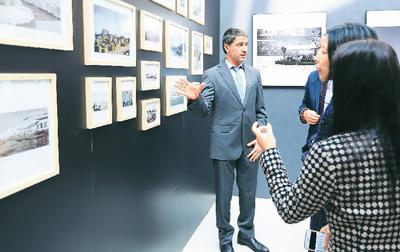 文化会展|迪拜华人摄影师献艺影展
