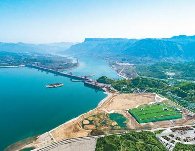 三峡水库今年以来向下游补水超百亿立方米