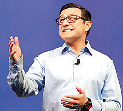 维克・冈多特拉:积极打造社交网络平台
