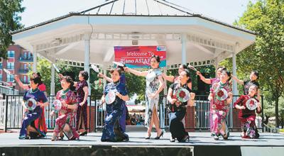 美国达拉斯举办亚洲节
