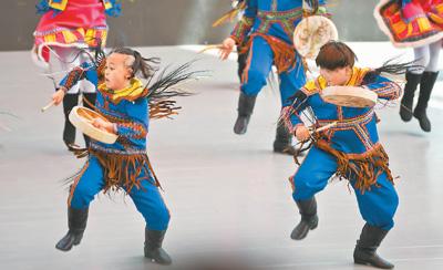 北京世园会内蒙古主题日