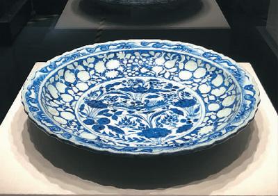元代瓷器文化展亮相国博