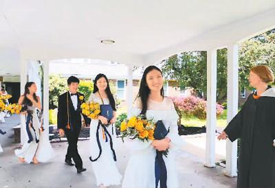 高中生成第三大出国留学人群 开阔视野感受多元文化环境