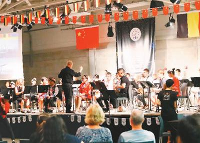 欧中青少年音乐艺术节举办