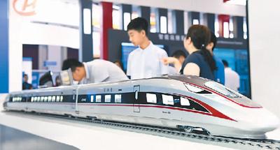 """中国——世界高速铁路的""""圣城"""""""