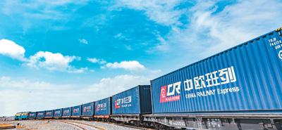 中国外贸逆势向上