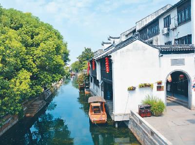 江苏苏州黎里镇——留住千年水乡的古韵