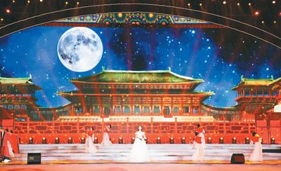 """""""诗词中国""""颁奖典礼在陕举行"""