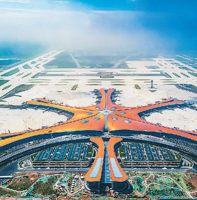 北京大兴国际机场2025年旅客吞吐量将达7200万