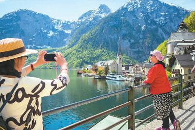 中国活力带旺世界旅游