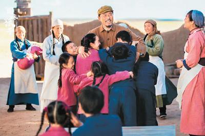 《国家孩子》:唱响辽阔草原的真情颂歌