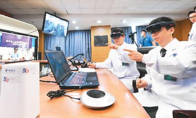 中国打造数字医疗新生态 政策超给力 市场很可观