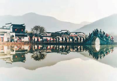 中国55处世界遗产图片展在京举办 参展140多幅图片系王剑波用手机拍摄