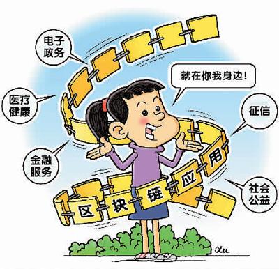 中国力推区块链技术自主创新(专家解读)