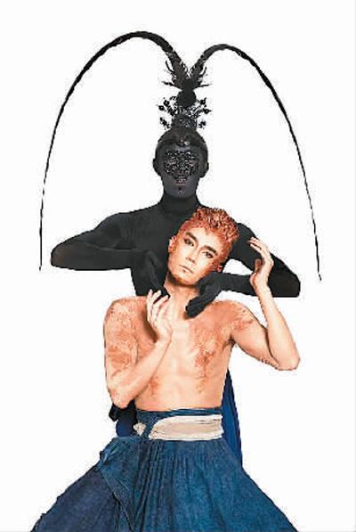 """舞蹈诠释不一样的""""美猴王"""""""