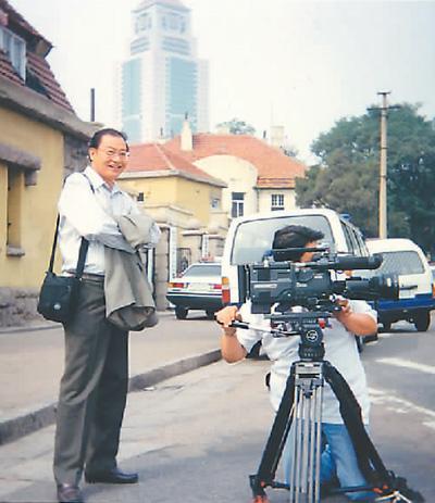 """见证中国""""了不起的发展""""(我在中国当大使)——访菲律宾驻华大使何塞·圣地亚哥·罗马纳"""
