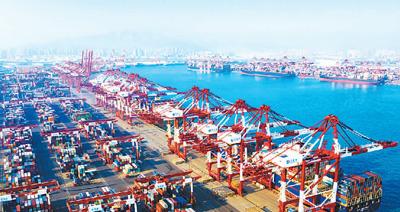 """经济高质量发展,中国仍是世界经济增长""""火车头"""""""