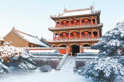 沈阳盛京皇宫,一座不一样的故宫