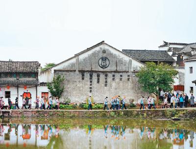 诸葛村:乡土力量守护乡村遗产