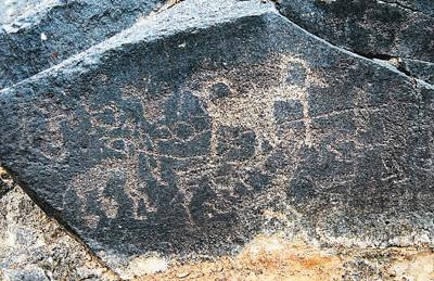 崖壁上的丝路文化印记清穿之小妾难当