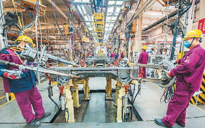 國家統計局解讀2月份PMI數據時指出——復工率回升將推動數據轉好