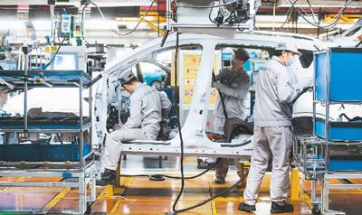 中国复工复产给世界带来希望
