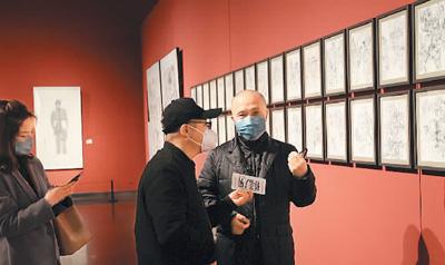 江苏省美术馆陆续推出新展览  线上线下齐发力