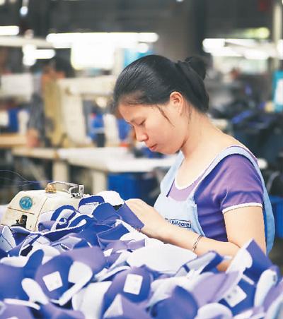 工业经济展现强大韧性(锐财经·一手抓防疫一手促发展(69))