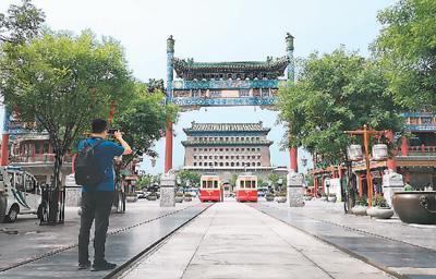 北京文化游出新出彩 老景点的新玩法