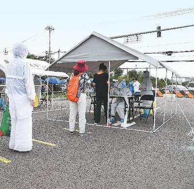 北京14日核酸检测超7万人