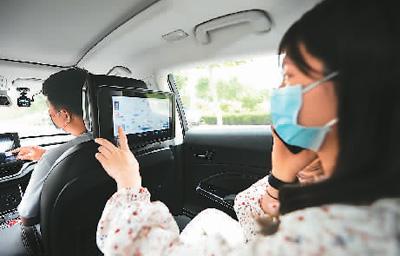 中国首个主城区自动驾驶载人测试路网发布