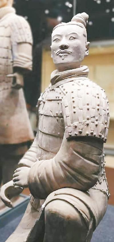"""南京博物院""""融・合""""特展:展示中华传统文化奠基史"""