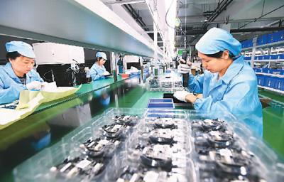 出口转内销   促进经济双循环发展